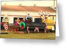 Mississippi Chrsitmas 12 Greeting Card