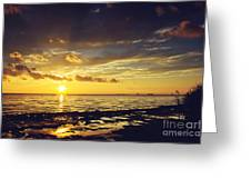 Mississippi Gulf Coast Beauty Greeting Card