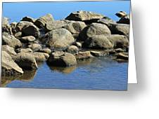 Mississippi Headwaters Greeting Card
