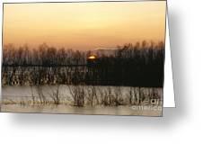 Mississippi River Greeting Card