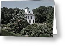 Missouri Botanical Garden-shaw Home Greeting Card