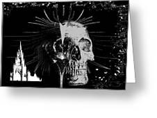 Mist Of Death Greeting Card
