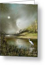 Mistress Of The Glade Greeting Card