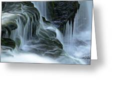 Misty Falls - 70 Greeting Card