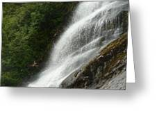 Misty Fiords Greeting Card