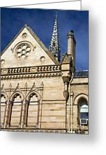 Mitchell Building University Of Adelaide Greeting Card