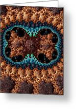 Mitosis - Cards And Phone Cases Greeting Card