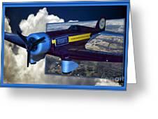 Model Planes Hershey 01 Greeting Card