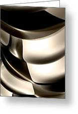 Modern Abstract 04 Greeting Card