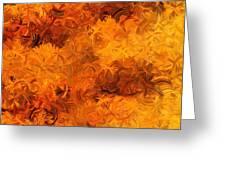 Modern Abstract Xxviii Greeting Card