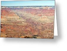 Mohave Point Grand Canyon National Park Greeting Card