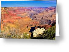 Mohave Pt. Grand Canyon Greeting Card