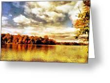 Mohegan Lake 2 Greeting Card