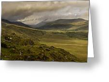 Molly's Gap Co Kerry Ireland Greeting Card