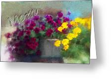 Mom Day 2014 Greeting Card