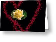 Mom Infinite Love  Greeting Card