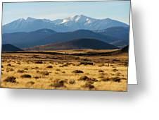 Mom's Mountain 2 Greeting Card