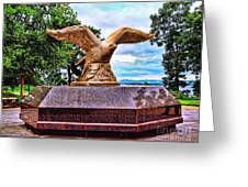 Monmouth County 9/11 Memorial Greeting Card