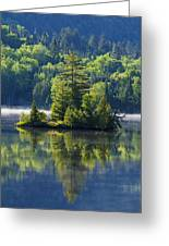Mont Tremblant National Park Greeting Card