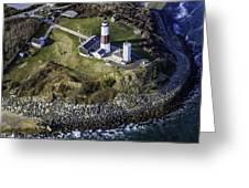 Montauk Lighthouse 2 Greeting Card