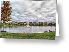 Montecito Subdivision Greeting Card