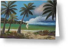 Montego Bay Greeting Card