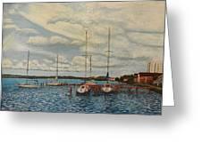 Monteray Bay Greeting Card