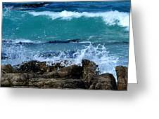 Monterey-3 Greeting Card