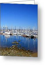 Monterey-7 Greeting Card