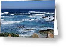 Monterey-9 Greeting Card