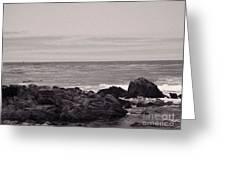 Monterey Bay 1 Greeting Card