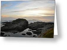 Monterey Bay Coast Greeting Card
