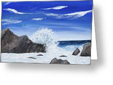 Monterey Bay Greeting Card