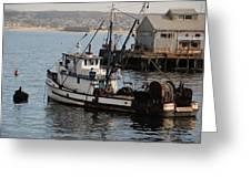Monterey Fish Company Greeting Card
