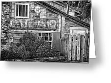 Monterey Historic Building 1 Greeting Card
