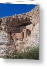 Montezuma Castle Arizona Greeting Card