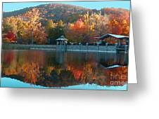 Montreat Autumn Greeting Card