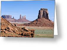 Monument Valley 10 Greeting Card
