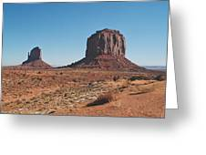 Monument Valley 3 Greeting Card
