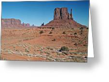 Monument Valley 4 Greeting Card