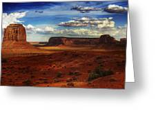 Monument Valley 8 Greeting Card