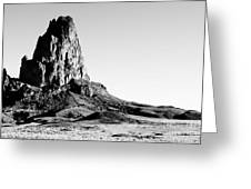 Monument Valley Promontory Greeting Card