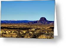 Monument Valley Region-arizona V2 Greeting Card