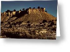 Monument Valley Region-arizona V3 Greeting Card