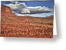 Monument Valley Ut 1 Greeting Card