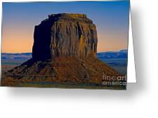Monument Valley -utah V14 Greeting Card