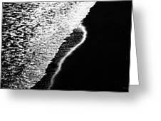 Moon Light  Rhapsody Greeting Card