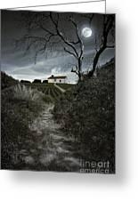 Moonlight Farm Greeting Card
