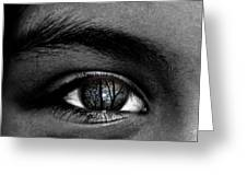 Moonlight In Your Eyes Greeting Card