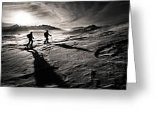 Moonwalkers Greeting Card